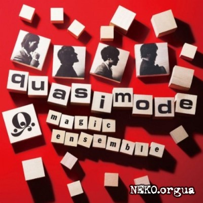 quasimode - magic ensemble (2011)