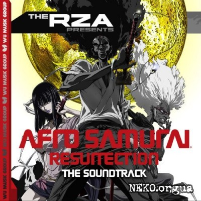 Afro Samurai: Resurrection The Soundtrack (2009)