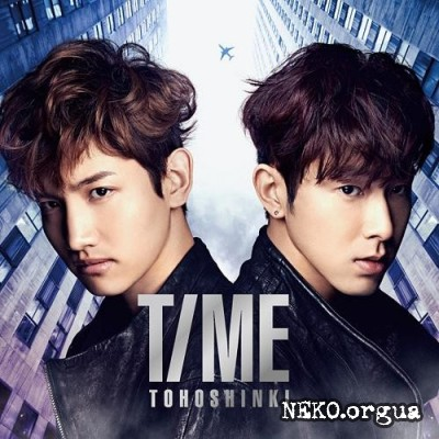 Tohoshinki - Time (2013)