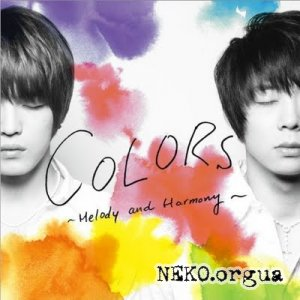 Tohoshinki - Colors