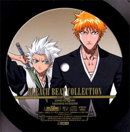Bleach Beat Collection Special Edition: Ichigo Kurosaki & Toshiro Hitsugaya