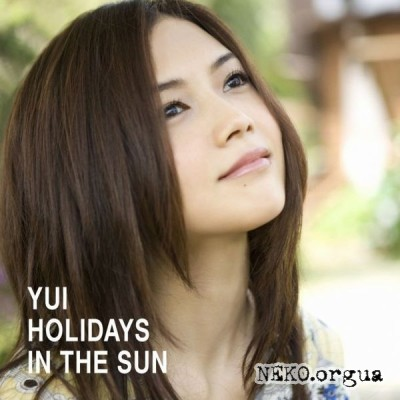 YUI - HOLIDAYS IN THE SUN (2010)